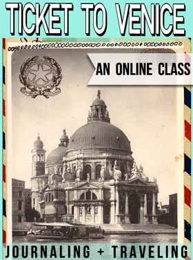MAM Ticket To Venice Class